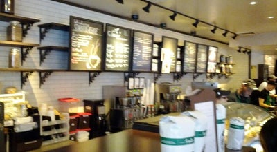 Photo of Coffee Shop Starbucks at 41 Union Sq W, New York, NY 10003, United States
