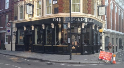 Photo of Gastropub The Jugged Hare at 47 Chiswell St, London EC1Y 4SA, United Kingdom