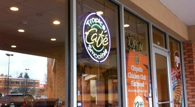 Photo of Cafe Tropical Smoothie Cafe at 909 Eagles Landing Pkwy, Stockbridge, GA 30281, United States