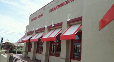 Photo of Burger Joint Freddy's Frozen Custard & Steakburgers at 9911 E. 71st Street, Tulsa, OK 74133, United States