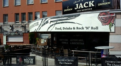 Photo of Rock Club Jack The Rooster at Satakunnankatu 13 B, Tampere 33100, Finland