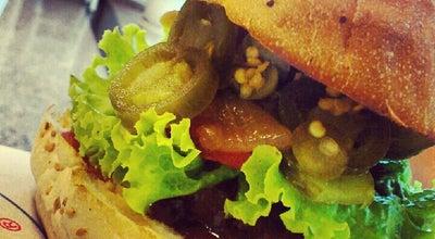 Photo of Burger Joint Friends & Burgers at Mavişehir Mah., İzmir, Turkey