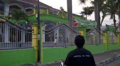 Photo of Mosque Masjid Jami' Al Barokah at Jl. Diponegoro Kalisat, Jember, Indonesia