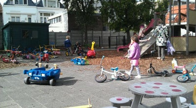 Photo of Playground 't Paradijsje at Zijlstraat, Haarlem, Netherlands