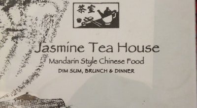 Photo of Chinese Restaurant Jasmine Tea House at 3253 Mission St, San Francisco, CA 94110, United States
