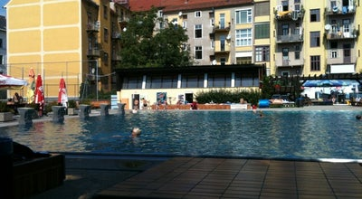 Photo of Water Park Margarethenbad at Grillparzerstraße 10, Graz 8010, Austria