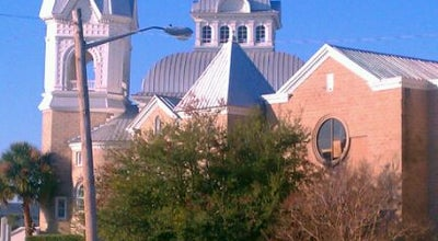 Photo of Church Bethel Baptist Institutional Church at 215 Bethel Baptist St, Jacksonville, FL 32202, United States