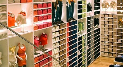 Photo of Clothing Store Uniqlo at 546 Broadway, New York, NY 10012, United States