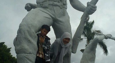 Photo of Art Gallery Monumen Juang 45 at Jalan Veteran, Klaten Utara, Indonesia