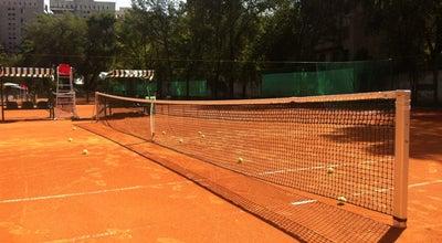 Photo of Tennis Court ЦСКА at Ул. Сатпаева, 6б, Алматы, Kazakhstan