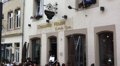Photo of Chocolate Shop Chocolate House Nathalie Bonn at 20, Rue Du Marché-aux-herbes, Luxembourg 1728, Luxembourg