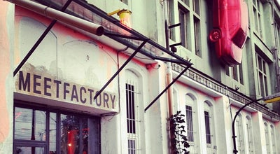 Photo of Music Venue MeetFactory at Ke Sklárně 3213/15, Praha 150 00, Czech Republic