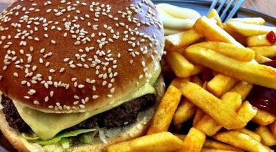 Photo of Burger Joint Rosenburger at Brunnenstr. 196, Berlin 10119, Germany