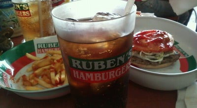 Photo of Burger Joint Ruben's Hamburgers at Miramontes #3011, Coyoacán 04920, Mexico