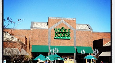 Photo of Supermarket Whole Foods Market at 10700 N Rodney Parham Rd, Little Rock, AR 72212