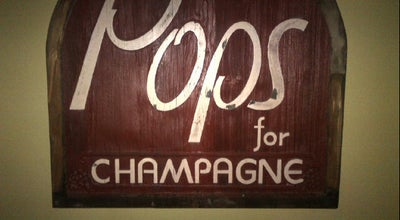 Photo of Wine Bar POPS for Champagne at 601 N State St, Chicago, IL 60611, United States