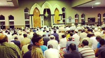Photo of Mosque Muslim Community of Western Suburbs at 40440 Palmer Rd, Canton, MI 48188, United States