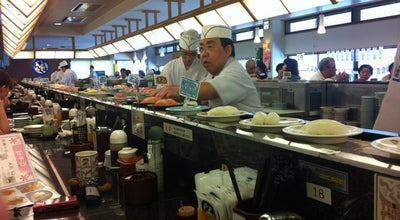 Photo of Sushi Restaurant おんまく寿司 五日市店 at 佐伯区城山1-18-28, 広島市 731-5155, Japan