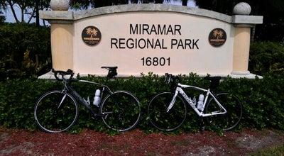 Photo of Park Miramar Regional Park at 16801 Miramar Pkwy, Broward, FL, United States