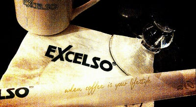 Photo of Coffee Shop EXCELSO Café at Dp Mall, Lt. Dasar, Semarang 50132, Indonesia