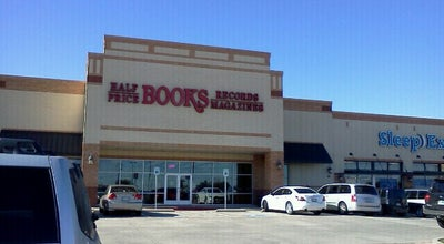Photo of Bookstore Half Price Books at 3190 S. Central Expwy., McKinney, TX 75070, United States