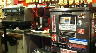 Photo of Coffee Shop MoKaBe's Coffeehouse at 3606 Arsenal St, Saint Louis, MO 63116, United States