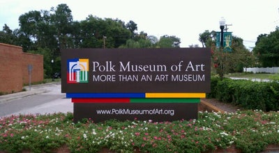 Photo of Art Museum Polk Museum Of Art at 800 E Palmetto St, Lakeland, FL 33801, United States