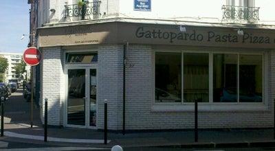 Photo of Italian Restaurant Il Gattopardo at 41 Rue Carnot, Boulogne-Billancourt 92100, France