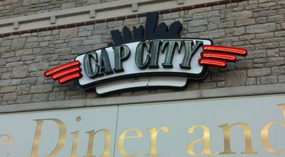 Photo of Restaurant Cap City Fine Diner and Bar at 1301 Stoneridge Dr, Gahanna, OH 43230, United States