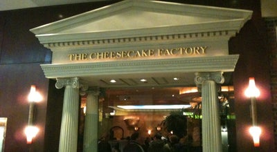 Photo of American Restaurant The Cheesecake Factory at 100 Cambridgeside Pl, Cambridge, MA 02141, United States