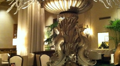 Photo of Tea Room Palm Court at The Drake Hotel at 140 E Walton Pl, Chicago, IL 60611, United States