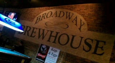 Photo of Bar Broadway Brewhouse at 127 S Broadway St, New Philadelphia, OH 44663, United States