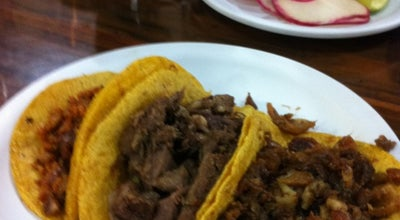 Photo of Taco Place Tacos Rigo at Av. Palenque, Cancun 77500, Mexico