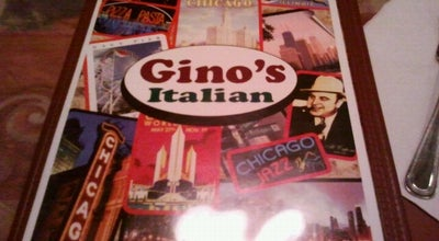 Photo of Italian Restaurant Gino's Italian Restaurant at 584 W Johnson St, Fond du Lac, WI 54935, United States