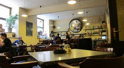 Photo of Cafe Kavárna Velryba at Opatovická 156/24, Praha 110 00, Czech Republic