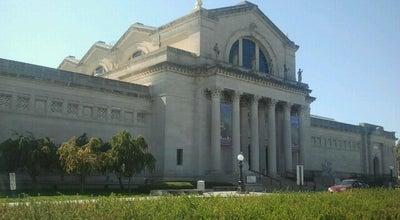 Photo of Art Museum Saint Louis Art Museum at 1 Fine Arts Dr, Saint Louis, MO 63110, United States