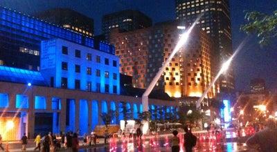 Photo of Plaza Place des Festivals at Quartier Des Spectacles, Montréal, QC H3A 2G4, Canada