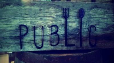 Photo of American Restaurant PUBLIC Restaurant at 131 E Main Ave, Zeeland, MI 49464, United States