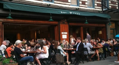 Photo of Italian Restaurant Bar Pitti at 268 Avenue Of The Americas, New York, NY 10012, United States