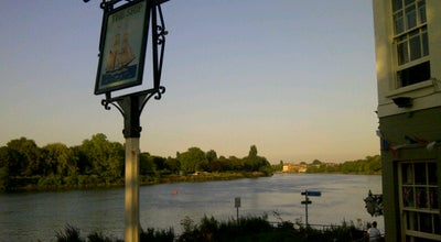Photo of Pub The Ship at 10 Thames Bank, London SW14 7QR, United Kingdom
