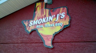 Photo of BBQ Joint Smokin' J's Real Texas BBQ at 5145 Gulfport Blvd S, Gulfport, FL 33707, United States