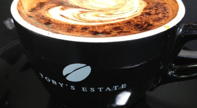 Photo of Coffee Shop Toby's Estate at 79 Albert St., Brisbane, QL 4000, Australia
