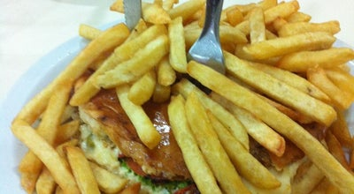 Photo of Burger Joint Cavanhas at R. Gen. Lima E Silva, 373, Porto Alegre 90050-100, Brazil