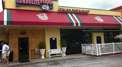 Photo of Pizza Place Gondolier Pizza at 674 S Gulfview Blvd, Clearwater, FL 33767, United States