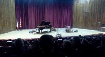 Photo of Concert Hall Дом на АРМ at Македонија, Скопје 1000, Macedonia