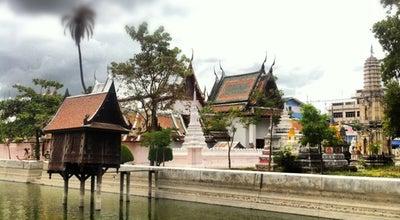 Photo of Buddhist Temple วัดใหญ่สุวรรณาราม (Wat Yai Suwannaram) at Phong Suriya Rd, เมืองเพชรบุรี, จังหวัดเพชรบุรี, Thailand