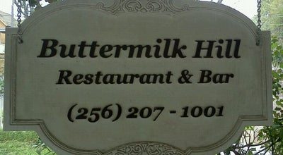 Photo of American Restaurant Buttermilk Hill Restaruant and Bar at 300 E 3rd St, Sylacauga, AL 35150, United States