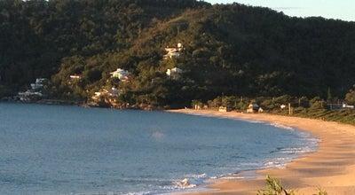 Photo of Beach Praia do Estaleirinho at Pr. Do Estaleirinho, Balneário Camboriú 88330-000, Brazil