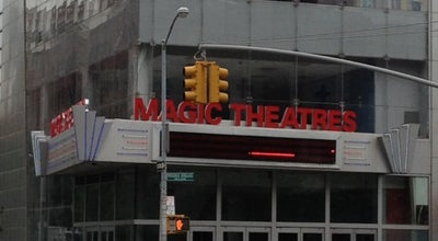 Photo of Movie Theater AMC Magic Johnson Harlem Theatre at 300 W 125th St, New York, NY 10027, United States