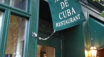 Photo of Cuban Restaurant Havana Alma de Cuba at 94 Christopher St, New York, NY 10014, United States